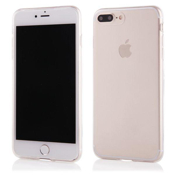 Schutzhülle Transparent für iPhone 7/8 Plus